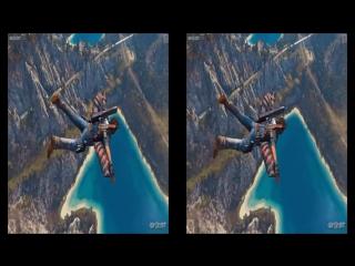 Vr sky diving vr video 3d sbs [google cardboard] oculus gear vr box video vr 3d