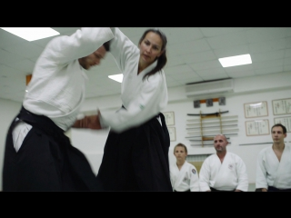 ролик Школа Айкидо