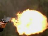 Легендарный Desert eagle 60 000 кадров в секунду