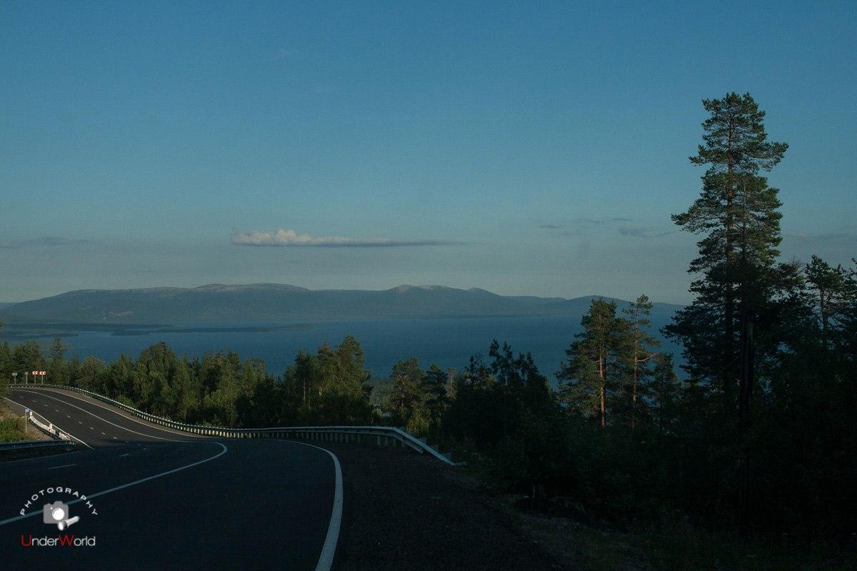 Дороги севера
