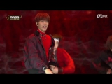 NCT 127 - Fire Truck @ 2016 MAMA Mnet Asian Music Awards 161202