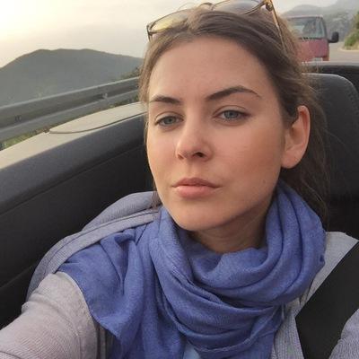 Анастасия Шитарёва