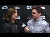 Kathleen Kennedy about third star wars spin-off