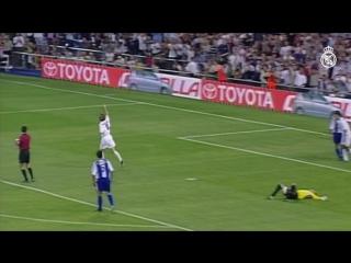 Steve McManaman scored his last LaLiga goal against Espanyol