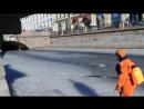 Канал Грибоедова!спасение!
