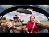 Дроны позволяют водить автомобили с видом от третьего лица