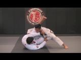 Cobrinha - Sweep and Arm Bar From Opponents Miragaia Pass