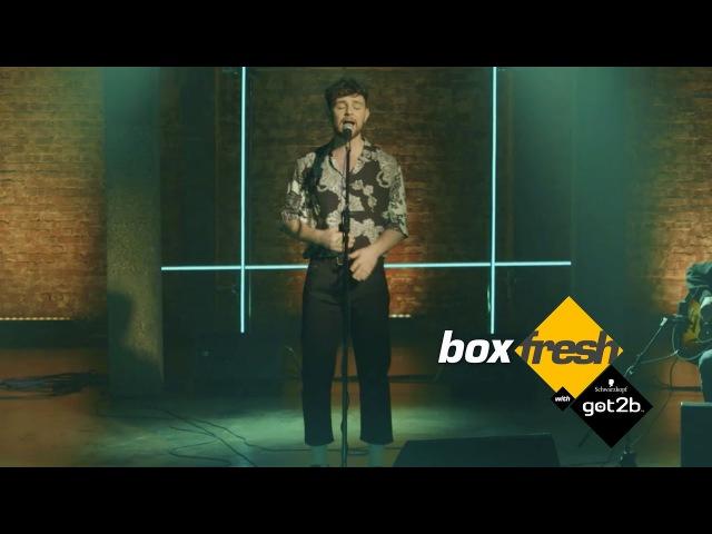 Tom Grennan - Strong (London Grammar cover) | Box Fresh with got2b