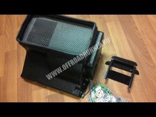 Вентилятор отопителя модифицированный для ВАЗ 21214 – 31 НИВА с крыльчаткой ВАЗ 2108