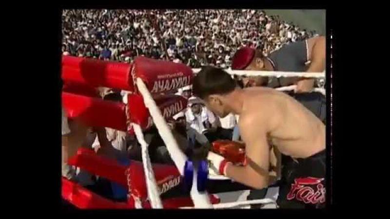 Sheikh-Magomed Arapkhanov vs. Sunay Hamidov