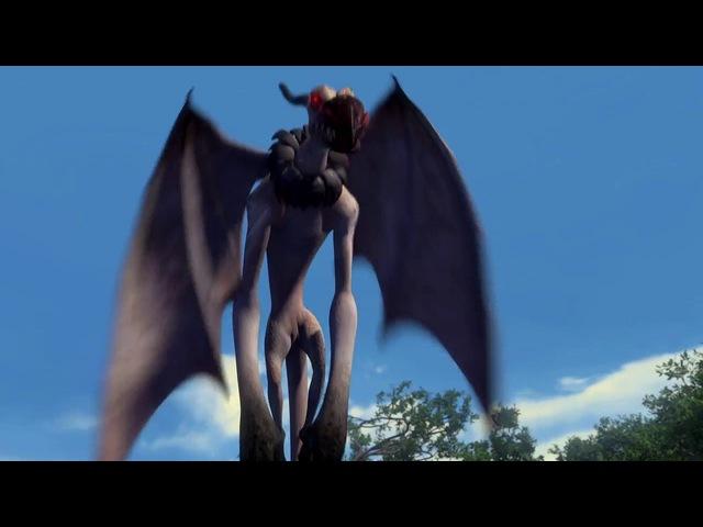 Охотники на троллей Trollhunters 1 сезон серия 9 из 26 2016 AlexFilm
