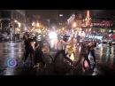 Flashmob Halloween Michael Jackson thriller Club Electric Avenue Montreal