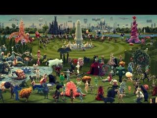 PARADISE - A contemporary interpretation of The Garden of Earthly Delights