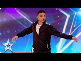 Preview Balance gets Alesha doing the Nae Nae!  Britains Got Talent 2016