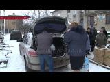 Вице-спикер НС ДНР Ольга Макеева передала гуманитарную помощь жителям поселка С...