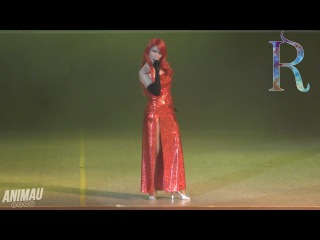 ANIMAU 2016: EXPO. Ryuichi (Саратов): Why Don't You Do Right (OST Who Framed Roger Rabbit)