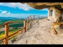 ☦ ПРАВОСЛАВНЫЕ СВЯТЫНИ КРЫМА Пещерный монастырь преп Саввы Освященного Челтер Мармара