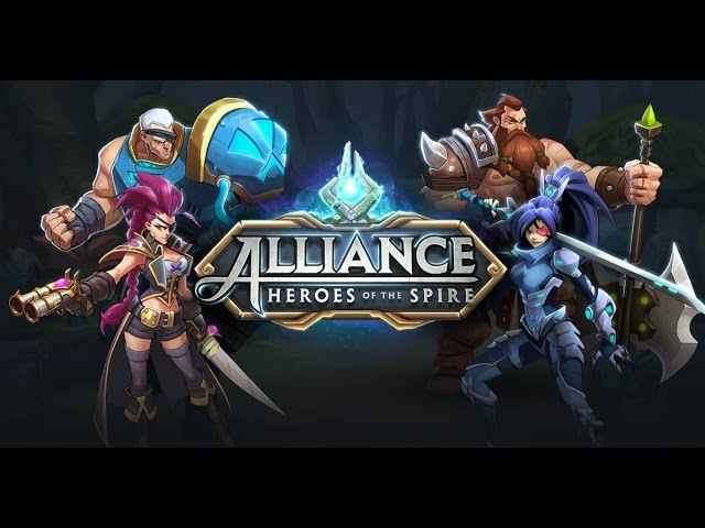 Alliance: Heroes of the Spire Trailer 1