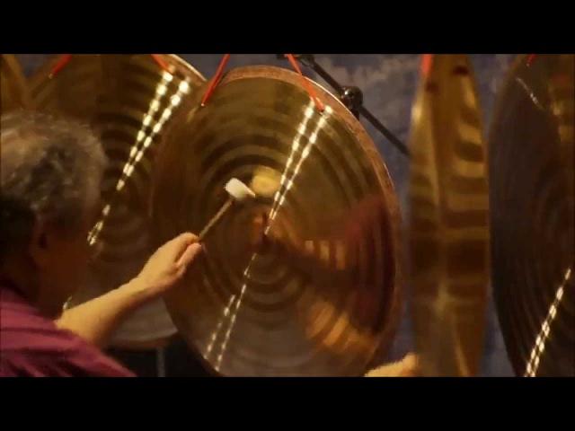 Celestial Gong 30 minute Meditation Five Celestial Gongs 1-20/2-24/2-28