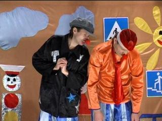 """Театр детской комедии """"Карусель"""" - новости Невьянск 14.04.2014"""