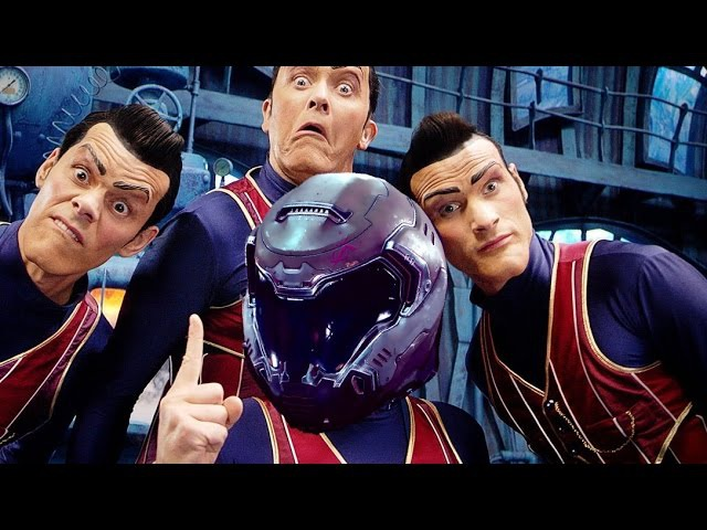 We Are Number One but it's BFG Division
