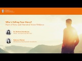 Who's Telling Your Story? Point of View and Narrative Voice Webinar