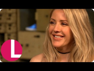 Ellie Goulding Loves Fashion AND Boxing! | Lorriane