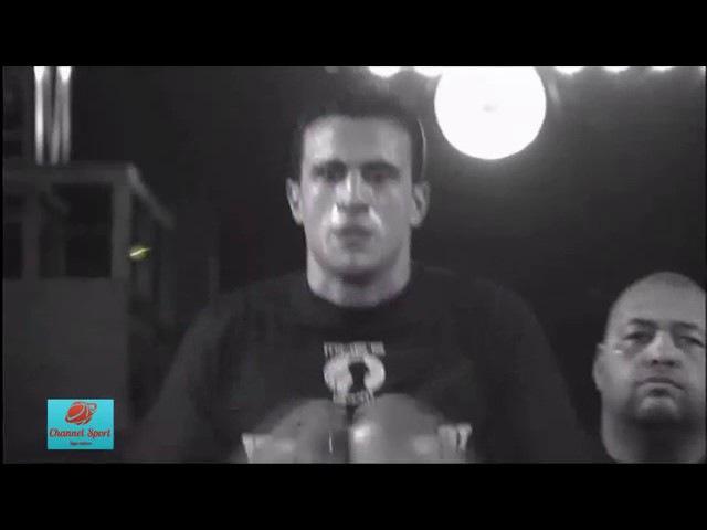 The legend of kickboxing Badr Hari