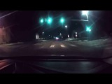 Cop flyby redlight