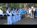 Татарские народные танцы на Сабантуе-2014