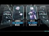 2017 Premier League of Darts Week 7 Wade vs Klaasen