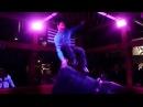MAN DANCES ON BULL Pumped Up Kicks