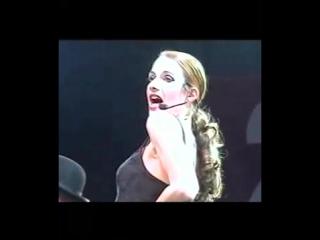 """Ann Mandrella - All That Jazz (aus """"Chicago"""", Donauinselfest 2003)"""