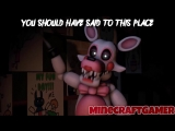 (SFM)_Kaai Yuki_Five Nights At Freddys Song_Vocaloid Cover By_ Crusher-P_Time to Play