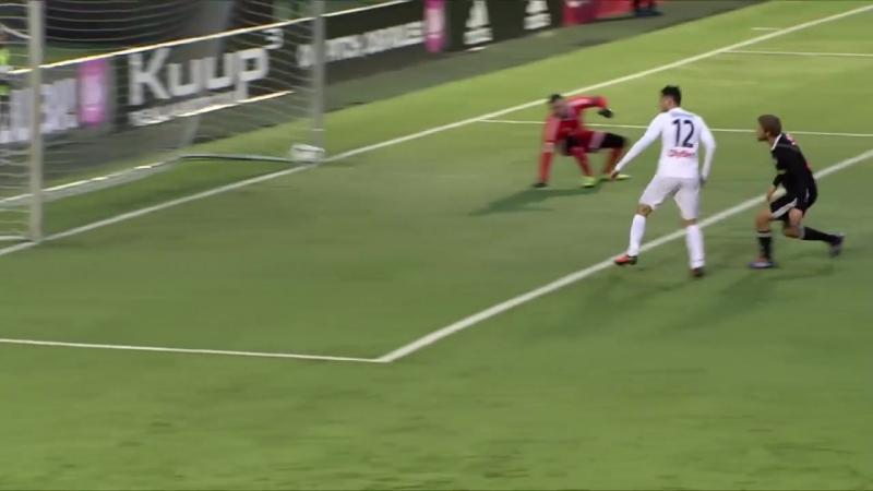 5. voor 2017- Nõmme Kalju FC - FCI Tallinn 3-2 (1-1)