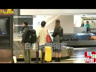 171227 Tzuyu back in Taiwan for Lunar New Year