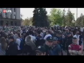 В Одессе вспоминают жертв 2 мая