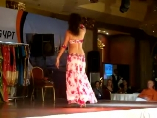 Martina Cancio - Brazilian Belly Dancer - Egypt Festival - Cairo, 2008 4404