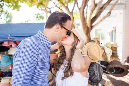 Идеи для фотосессии жениха и невесты (8 фото)