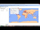 Урок №3 Как экспортировать данные из MapInfo в kml