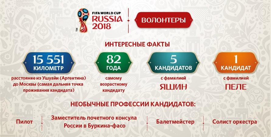 7 300 добровольцев подали заявки в ростовский волонтерский центр ЧМ-2018