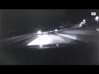 Пьяный лихач из Озерска полтора километра вез инспектора ДПС на капоте шестерки