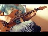 Andrey Korolev - Свой среди чужих. (Эдуард Артемьев) гитара guitar arrangement
