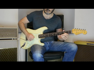 Lukas graham - 7 years - electric guitar cover