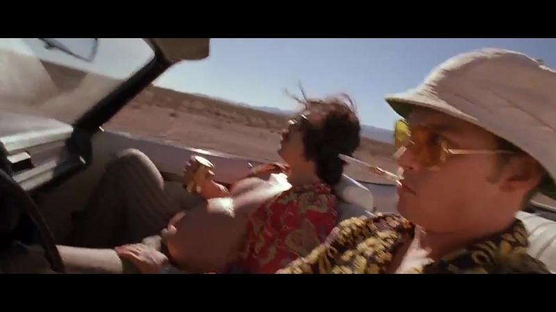 Страх и Ненависть в Лас-Вегасе | Fear and Loathing in Las Vegas (1998) Страна Летучих Мышей