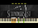 Theme from Schindler's List (Piano) JOHN WILLIAMS
