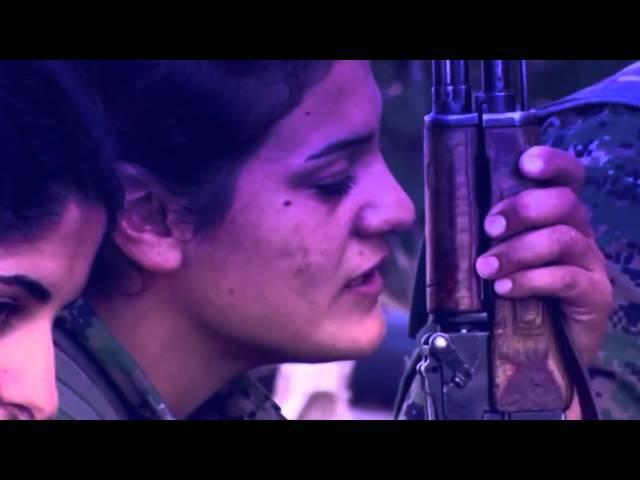 Ünlü Kürt Sanatçılar Rojava İçin Söylediler Mükemmel – Şerê Hebunê (Hivron,Mesud Med,Seyda Perinçek)