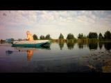 02 Джерк и ультралайт на реке Цна. Щука, окунь, красноперка.