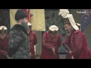 Султан Сулейман наказывает Янычар