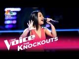 The Voice 2017 Knockout - Anatalia Villaranda